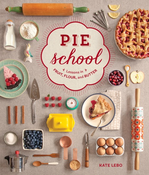 Pie School Cover