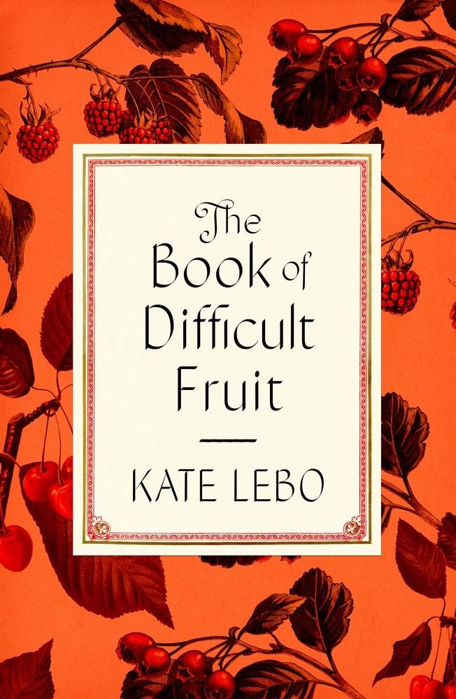 Book of Difficult Fruit cover